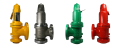 API SAFETY VALVES - OVER 100 ON STOCK