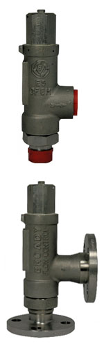 Broady 2600 Safety Relief Valve