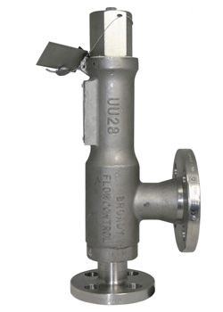 Broady 3600 Balanced Safety Relief Valve