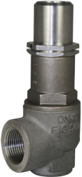 Nabic 500FN High Lift Stainless Steel Satefy Valve